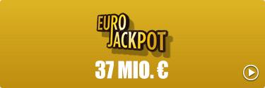 Eurojackpot auf JAXX.com