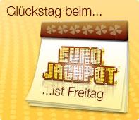 Eurojackpot bei 6aus49.de - Zwei Ziehungen pro Woche