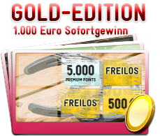 RubbelCard Gold-Edition