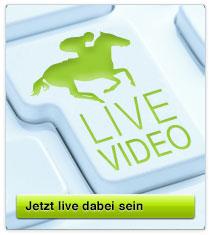 Pferdewetten online bei JAXX - Pferderennen im Live-Stream