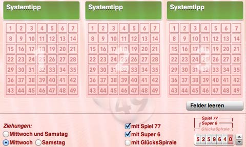 Systemschein