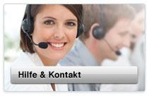 Kundenservice - haben Sie Fragen?