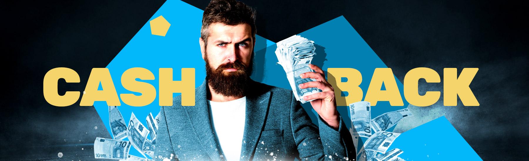 Bonus-Aktion: Cashback-Bonus   JAXX Sportwetten