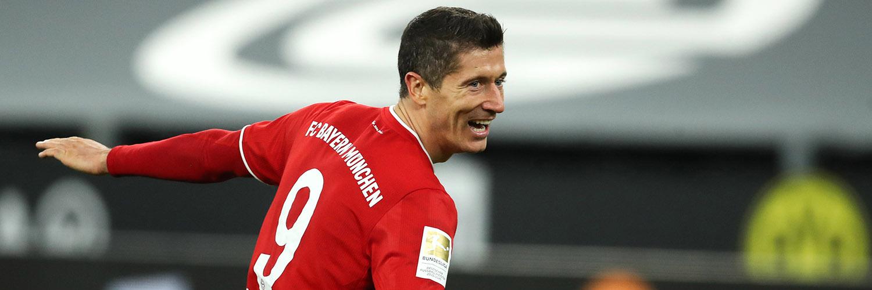 JAXX Sportwetten - Lewandowski und der 33. Spieltag der Bundesliga