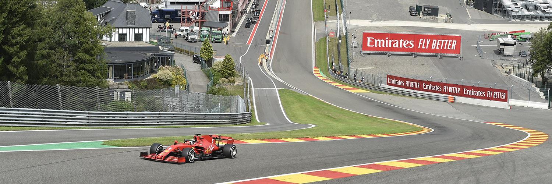 JAXX Sportwetten - Der Große Preis von Belgien in der Formel 1