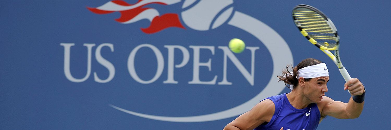 JAXX Sportwetten - Tennis Wetten auf die US Open
