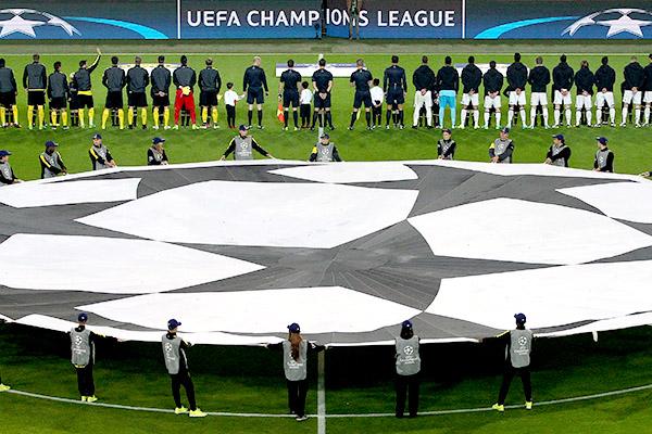 JAXX Sportwetten - Wetten die UEFA Champions League