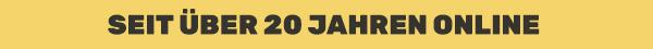 Seit 20 Jahren online - JAXX Sportwetten